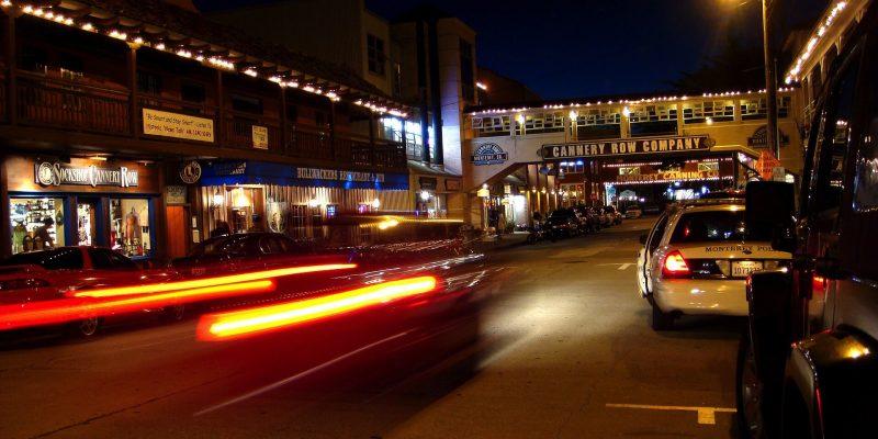 Monterey – San Francisco