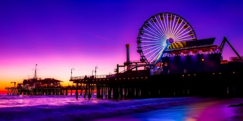 Santa Barbara – Malibu – Santa Monica